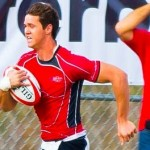 Dean Gericke Arkansas State Rugby