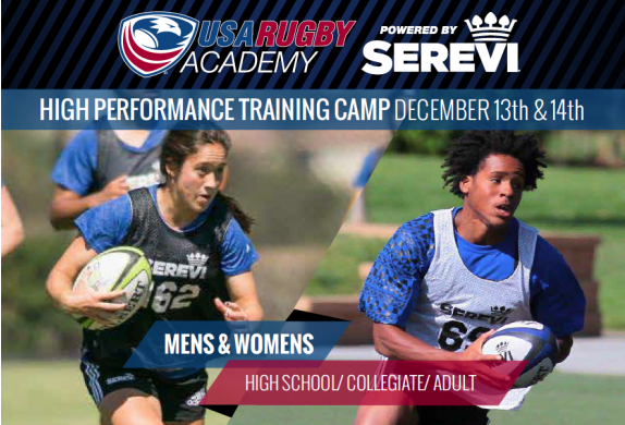 Serevi Ft Worth Rugby Camp