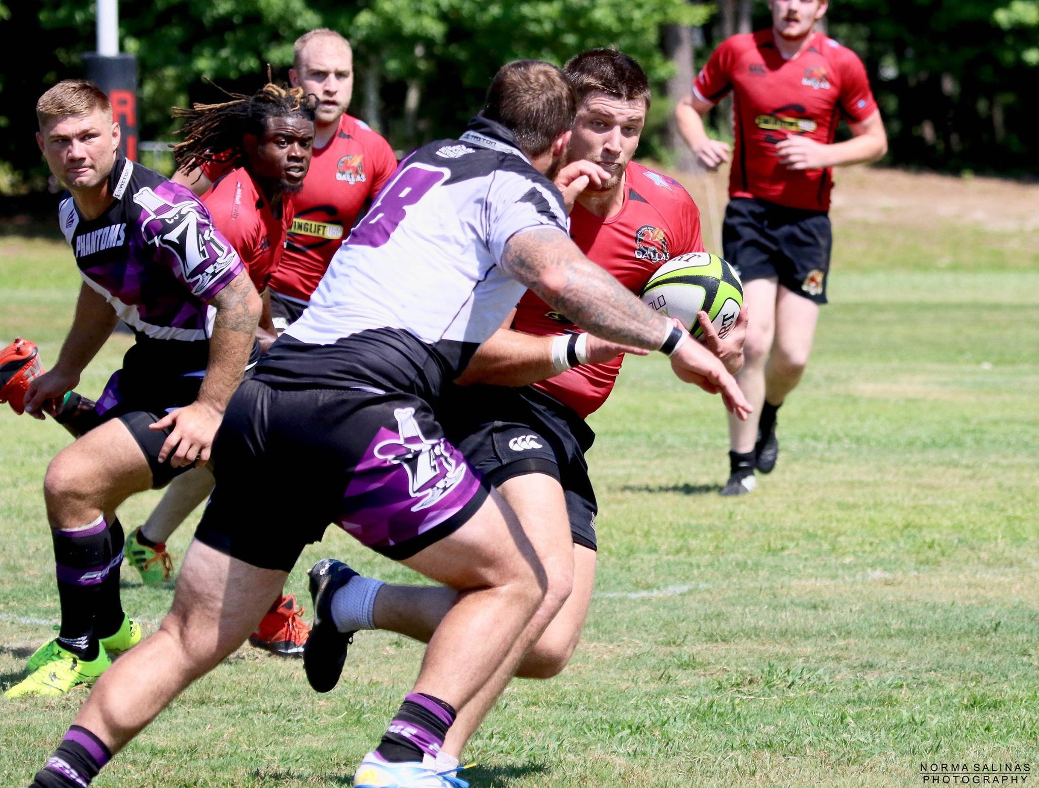 Little Rock vs Phantom 7s