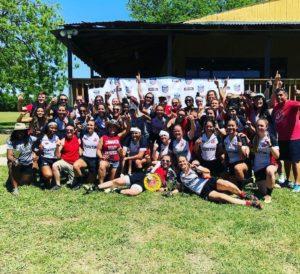 2018 RRRC Champions - Austin Valkyries