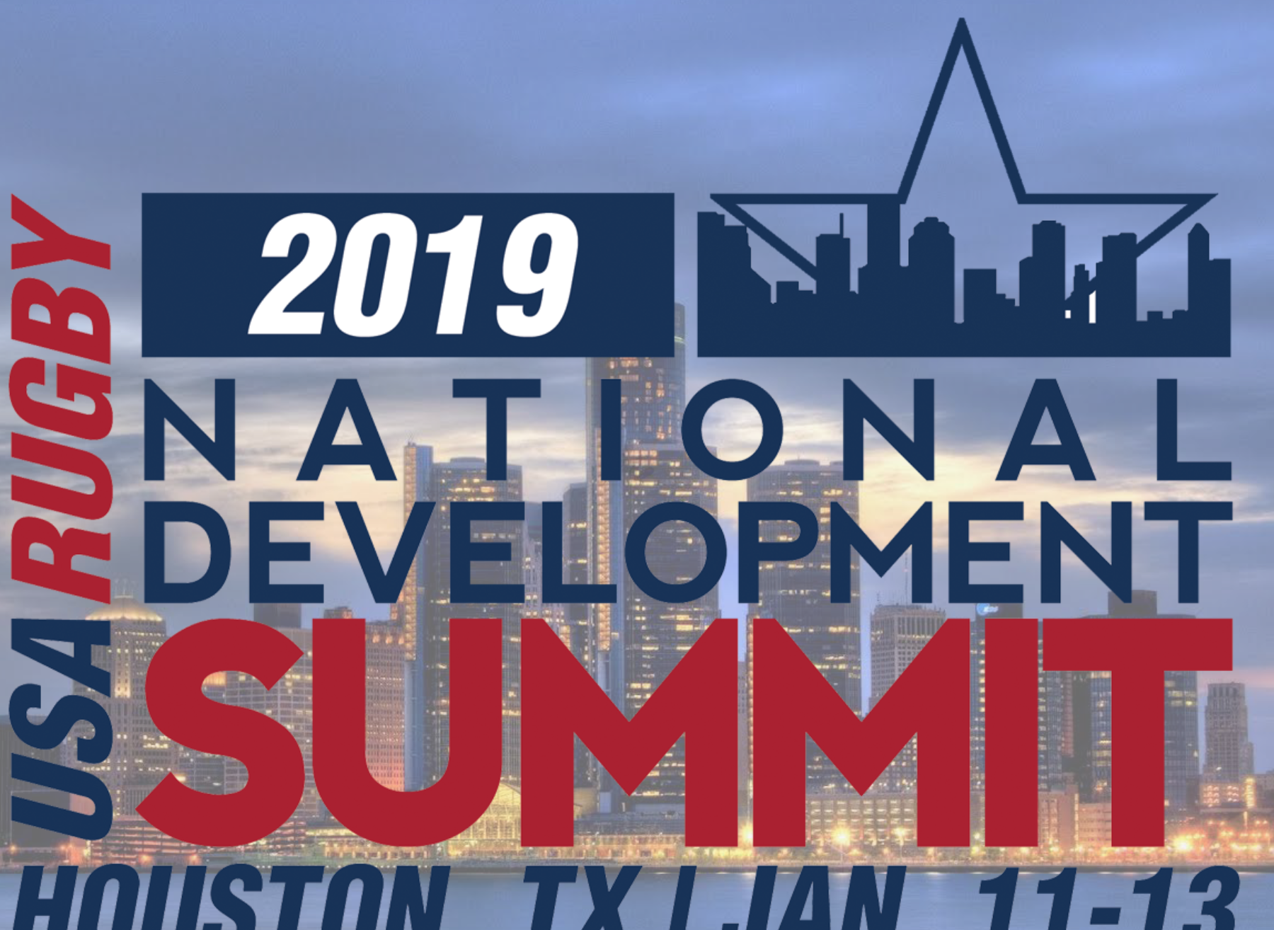 Houston to Host 2019 USA Rugby National Development Summit
